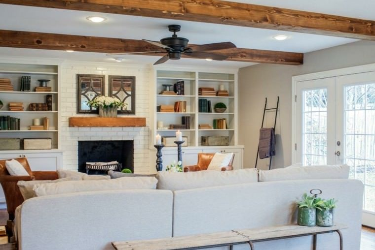 Decorating with Beams
